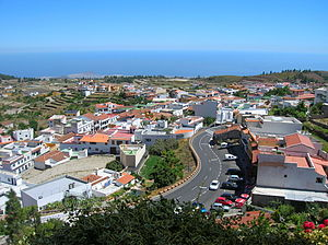Tenerife Sea - An area in Villaflor, Tenerife. Sheeran likened the hue of his girlfriend's eyes to that of the seas around Tenerife.