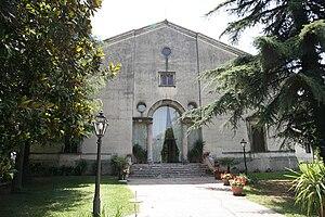 Villa Valmarana (Vigardolo) - Villa Valmarana in Vigardolo