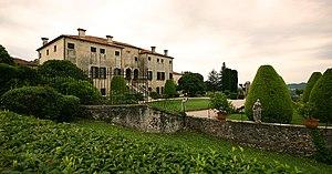 Lugo di Vicenza - Villa Godi by Andrea Palladio