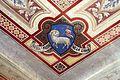 Villa pecori giraldi, sala degli stemmi di pietro alessio chini e dei suoi figli e nipoti, stemma arte della lana.jpg