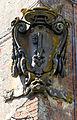 Villa saletta, ingresso, stemma riccardi 01.JPG
