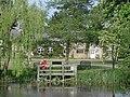 Village pond at Little Kineton - geograph.org.uk - 450847.jpg