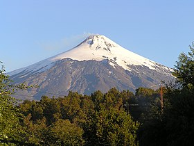 Image illustrative de l'article Villarrica (volcan)