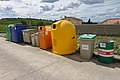 Villaverde de Montejo, punto de reciclaje.jpg