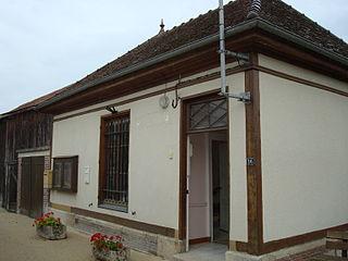 Villechétif Commune in Grand Est, France