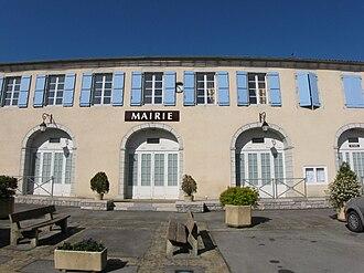 Labastide-Villefranche - Town Hall