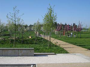 Canale Villoresi - Villoresi Park in Monza