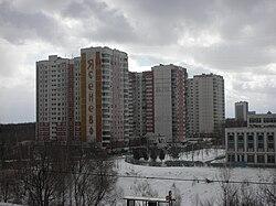 Vilnius street Moscow 201103.JPG