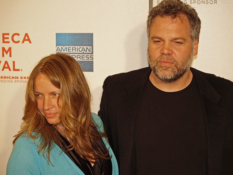 File:Vincent D'Onofrio and wife Carin van der Donk.jpg