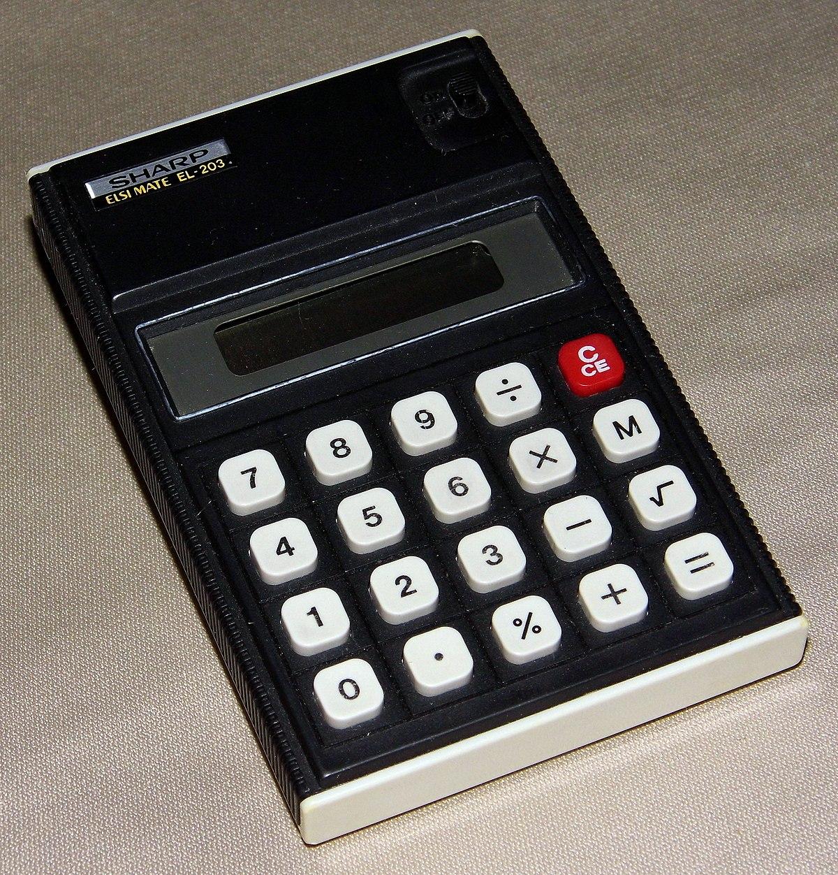 % Calculator