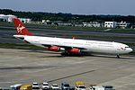 Virgin Atlantic Airbus A340-311 (G-VBUS-013) (15035719029).jpg