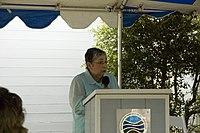 Virginia Beach Mayor speaking at CCC Dedication (5853384487) (2).jpg