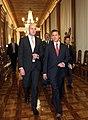 Visita de Trabajo del Primer Ministro del Reino de Suecia, Fredrik Reinfeldt. (9974224183).jpg