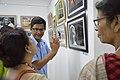 Visitors At Inaugural Day - 45th PAD Group Exhibition - Kolkata 2019-06-01 1273.JPG