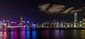 Vista del Puerto de Victoria desde Kowloon, Hong Kong, 2013-08-11, DD 16.JPG