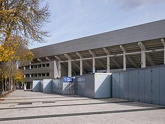 Mendizorrotza Stadium - Image: Vitoria Mendizorrotza 01