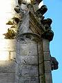 Vitré (35) Église Notre-Dame Façade sud 4ème contrefort 01.JPG