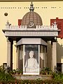 Vivekenanda statue, Sri Ramakrishna Vidyashala, Mysore.jpg