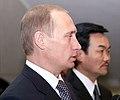 Vladimir Putin in Mongolia 13-14 November 2000-6.jpg