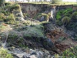 Barranco Geografía Wikipedia La Enciclopedia Libre