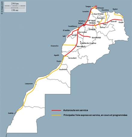 Cartina Marocco Politica.Marocco Wikiwand