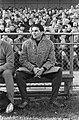 Volewijckers tegen Vitesse 1-2. Frans de Munck , trainer Vitesse, Bestanddeelnr 920-8507.jpg