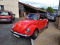 Volkswagen 1303 rouge à Saint-Just-d'Avray pour la Fête des classes 1 (mai 2019).jpg