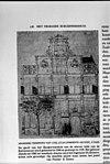 voormalige logement de keizerskroon gebouwd als burgerweeshuis 1560, reproduktie naar tekening uit 1725 in gemeente archief a