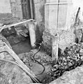 Voormalige fundering van de 4e travee zuidbeuk van de driebeukige kerk - Gouda - 20081840 - RCE.jpg