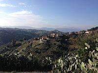 Vue d'un village de Timezrit.JPG