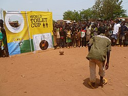 WASH United activity in Ecole Houndé A (7453756826).jpg