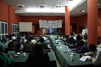 West African Aquatic Mammals Memorandum of Understanding - WATCH II meeting, Lomé, Togo, October 2008
