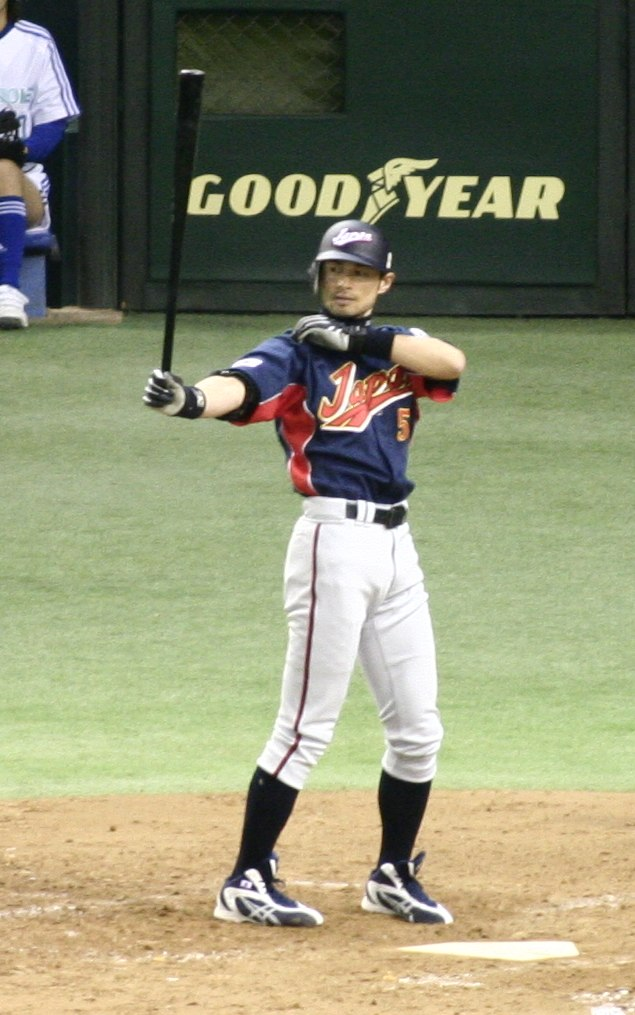WBC2006 Ichiro Suzuki 1