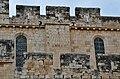 WLM14ES - Rellotge de sol a la Façana sudoccidental de l'esglèsia, Reial Monestir de Santes Creus, Aiguamurcia, Alt Camp - MARIA ROSA FERRE.jpg