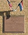WW II Liberation memorial, Beaufort, Luxembourg.JPG
