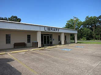 Brazoria County Library System - West Columbia Library