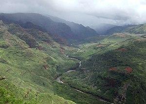 Waimea River (Hawaii) - Image: Waimea River, Hawaii (5535233654)