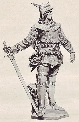 Waldemar, Margrave of Brandenburg-Stendal - Image: Waldemar Markgraf Unger