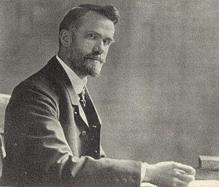 Walter Rauschenbusch American theologian and Baptist pastor