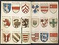 Wapenboek Beyeren (armorial) - KB79K21 - folios 047v (left) and 048r (right).jpg