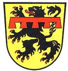 Hoheitszeichen von Blankenheim (Ahr)