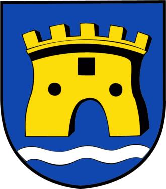 Hinte - Image: Wappen Gemeinde Hinte