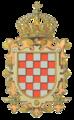 Wappen Königreich Croatien & Slavonien.png