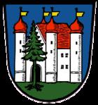 Das Wappen von Thannhausen