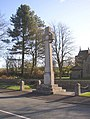 War memorial, Hellifield - geograph.org.uk - 617545.jpg