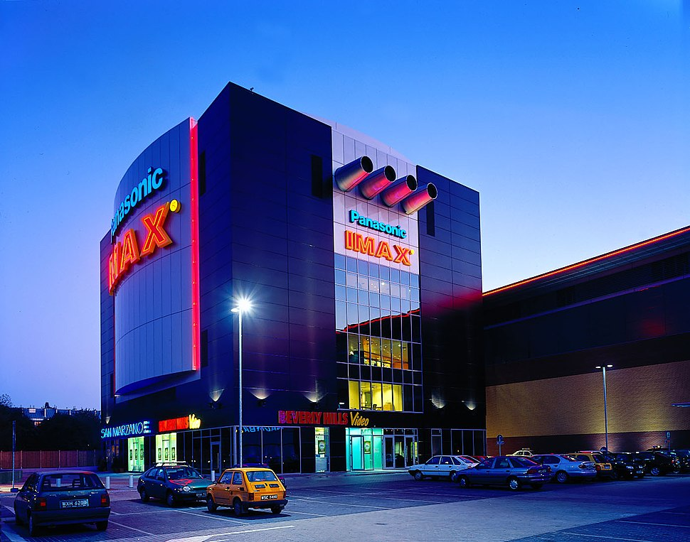 Warsaw-Poland IMAX