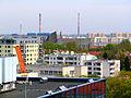 Warszawa Mokotów - widok na Elektrociepłownie Śiekierki - panoramio.jpg