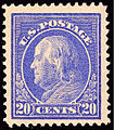 Wash-Frank Franklin 1914 Issue-20c.jpg