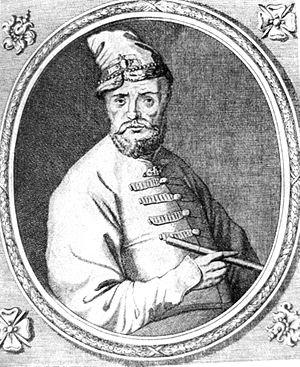 Vasily Borisovich Sheremetev - Image: Wasyl Szeremietiew
