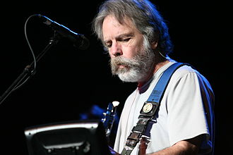 Bob Weir - Bob Weir performing in 2007